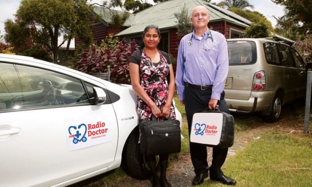 Radio Doctor Illawarra - At home Dr visit